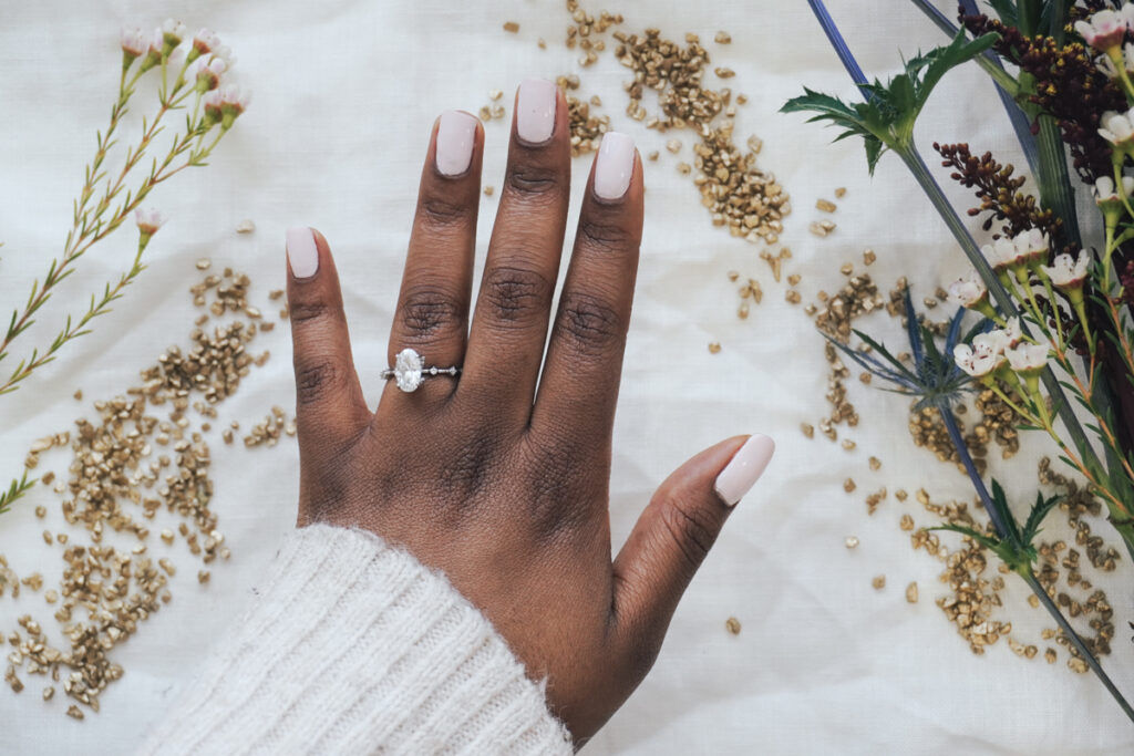 finger size hand type