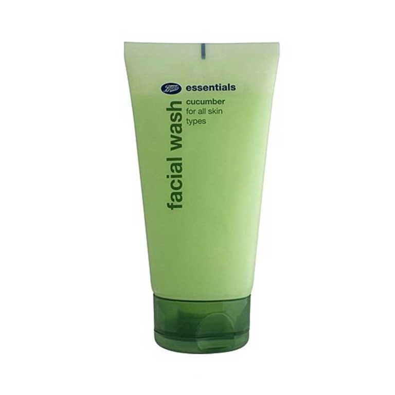 Boots Essentials Cucumber Facial Wash - 150ml