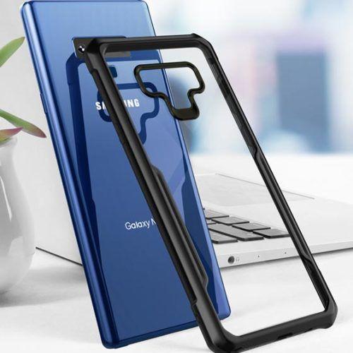 Xundd Airbag Bumper Armor Case for Samsung Galaxy Note 9