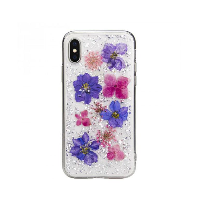 SwitchEasy iPhone XS Max Flash Series Protective Case - Purple