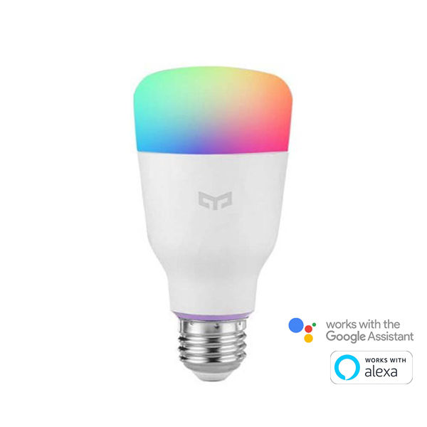 Xiaomi Yeelight Smart Light Bulb with Google Assistant