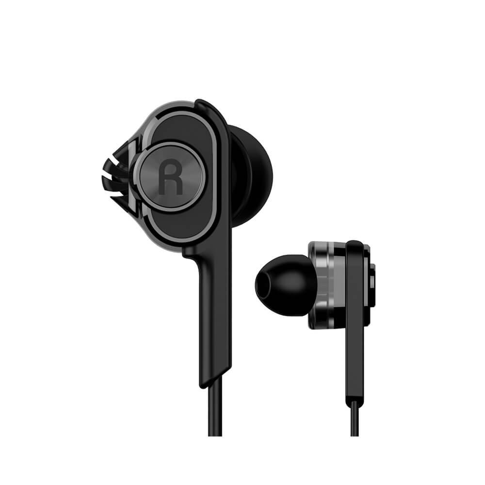 UiiSii BA-T6 Dual Dynamic MEMS In-ear Earphones penguin.com