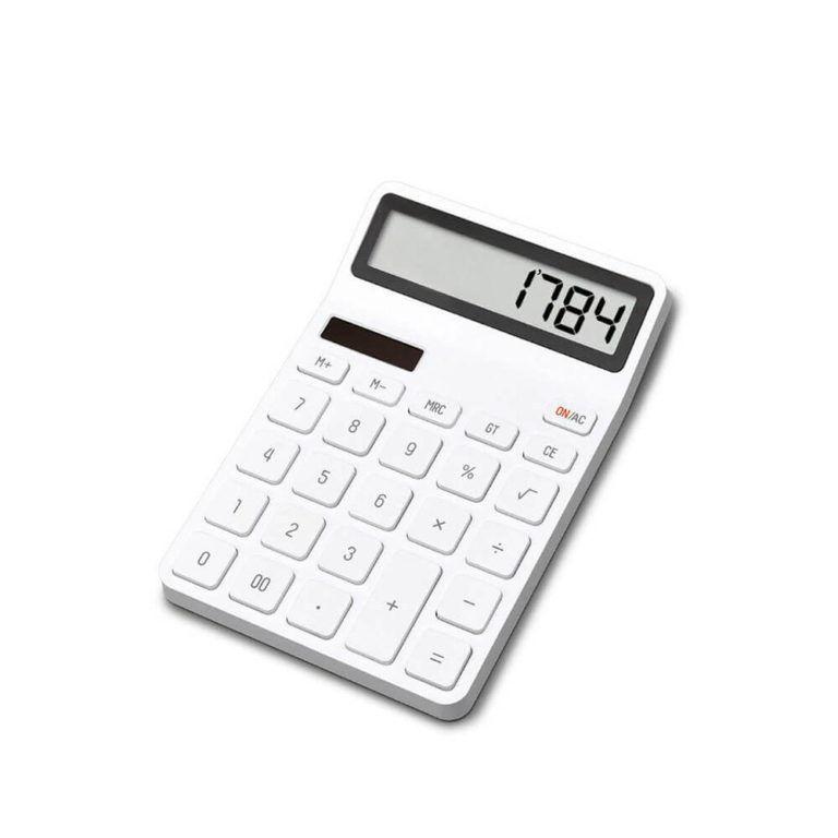 Xiaomi LEMO Kaco Desktop Electronic Calculator penguin.com