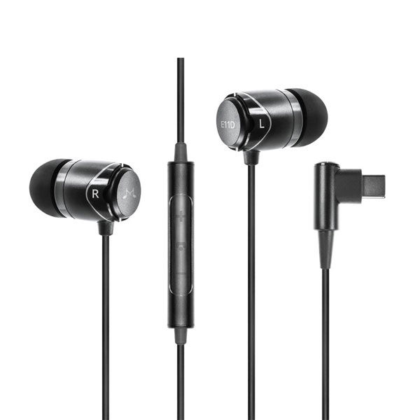 SoundMAGIC E11D In-Ear USB Type-C Headphone with Mic