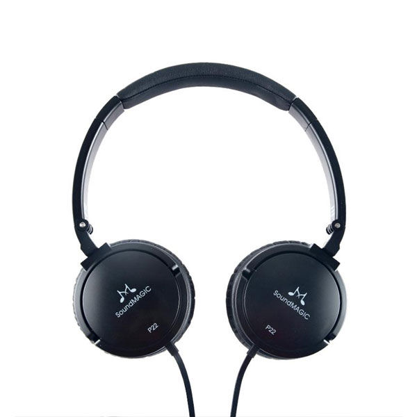 SoundMAGIC P22 Portable Headphones