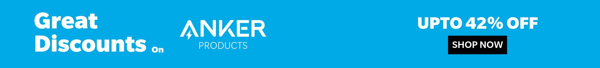 Anker Discount Web Banner 1920×220