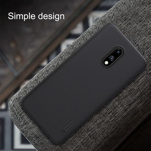 Nillkin-OnePlus-7-Super-Frosted-Shield-Case--4