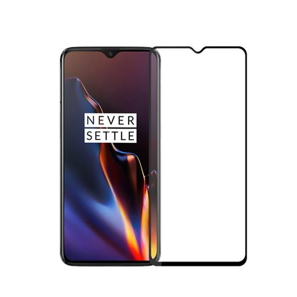OnePlus 7 Full Glued Tempered Glass Screen Protector