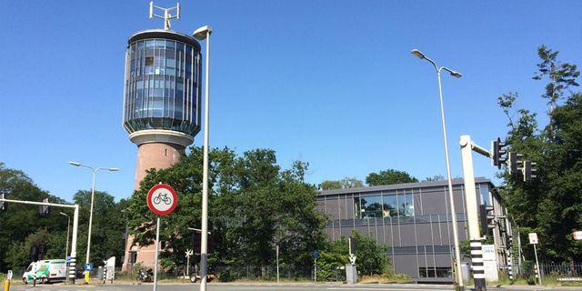 Watertoren pwt buiten