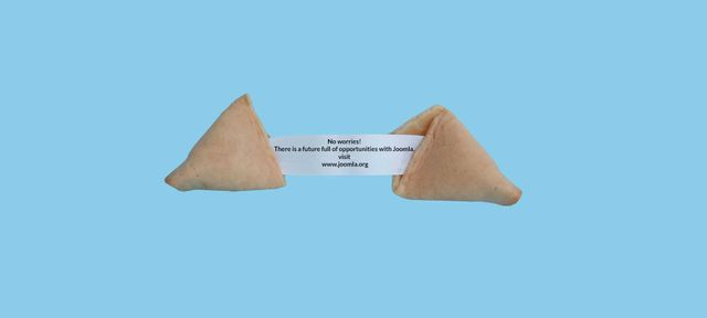 Joomla fortune cookie