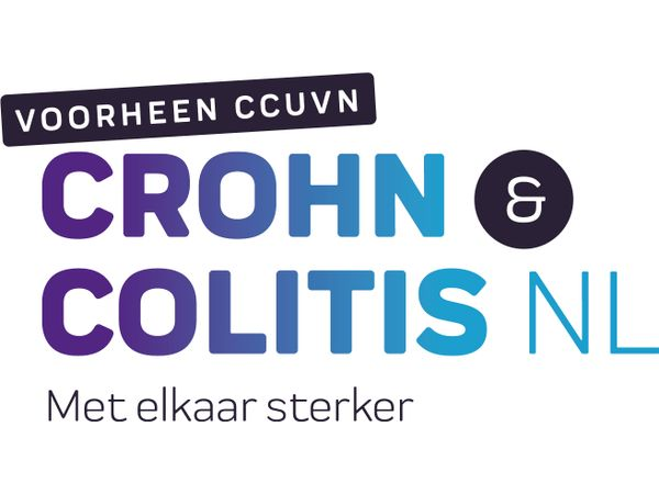 Logo Crohn & Colitis NL