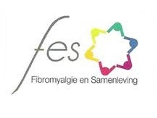 Logo Fibromyalgie en samenleving