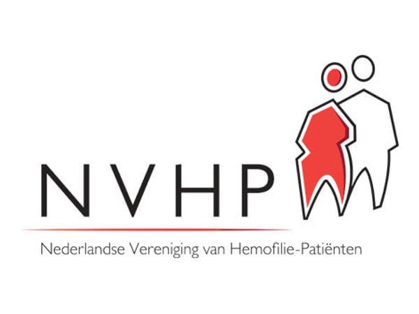 Logo Nederlandse Vereniging van Hemofilie-Patiënten