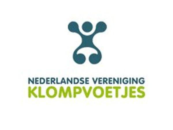 Logo Nederlandse Vereniging Klompvoetjes