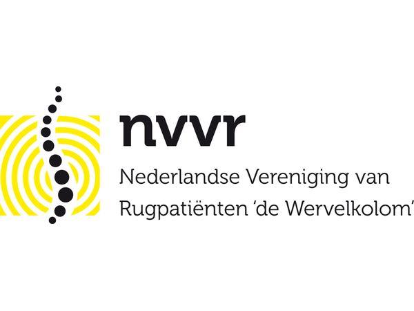 Logo Nederlandse Vereniging van Rugpatiënten
