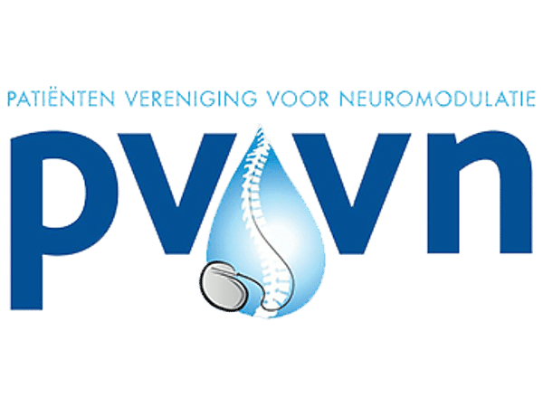 Logo Patiënten Vereniging voor Neuromodulatie