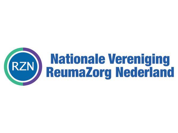 Logo Nationale Vereniging ReumaZorg Nederland