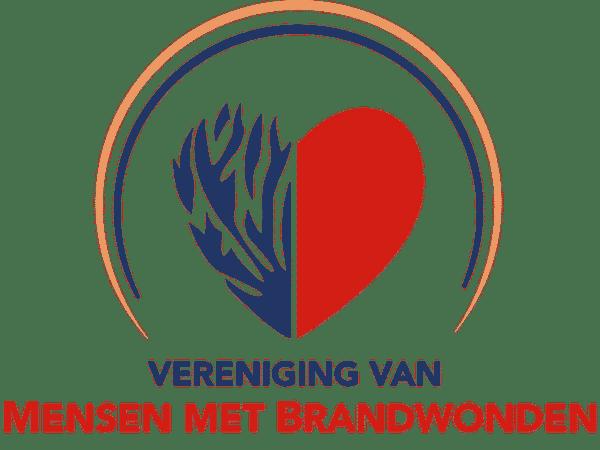 Logo Vereniging van Mensen met Brandwonden