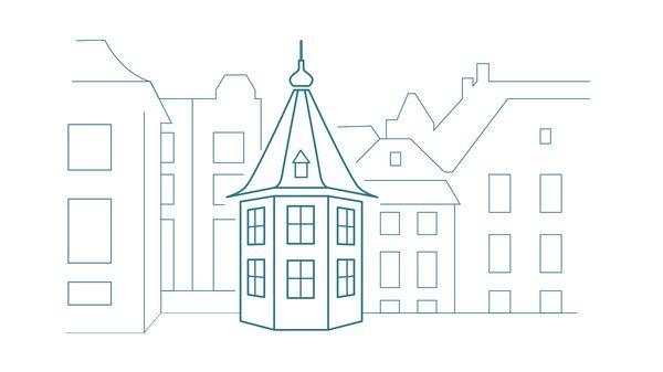 Torentje Den Haag voor Verkiezingen
