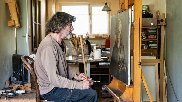 Frank schildert