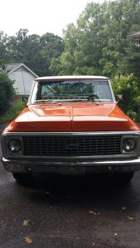 long bed 1972 Chevrolet C 10 pickup vintage for sale