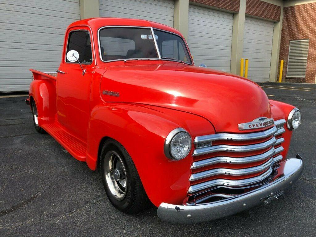 Nicely Restored 1947 Chevrolet Pickup vintage