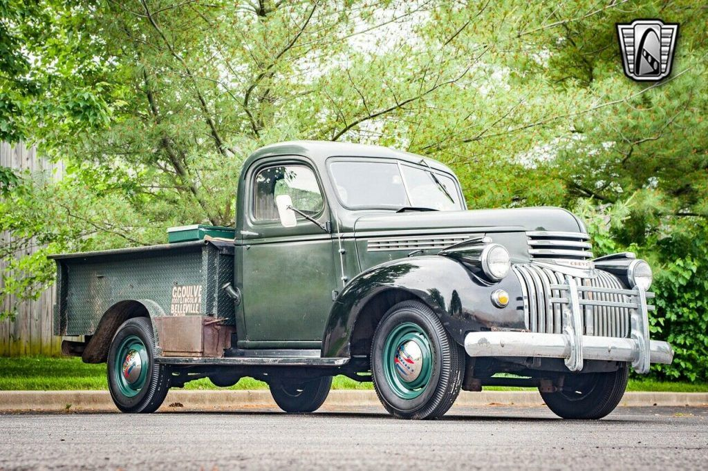1946 Chevrolet Pickup vintage [many new parts]