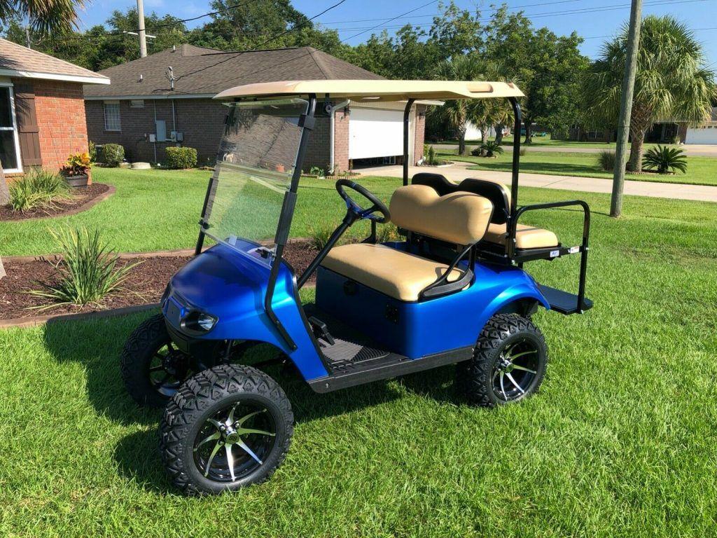 new parts 2016 EZGO TXT Golf Cart