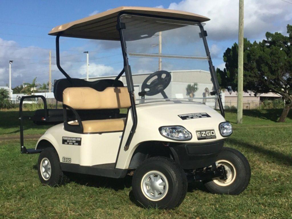 2016 EZGO golf cart [good shape]