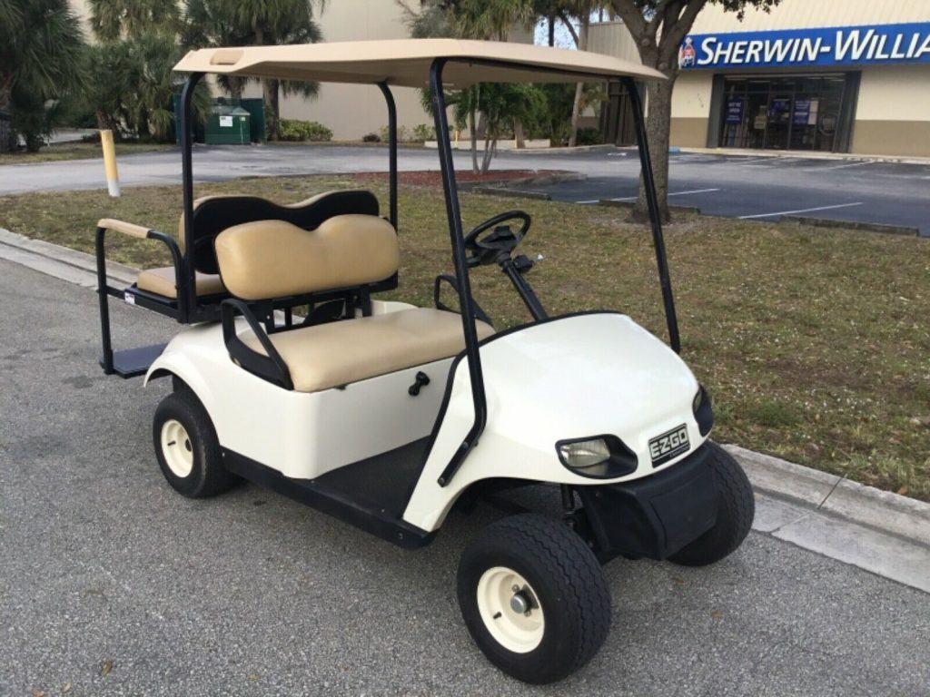 2016 EZGO Txt golf cart [great shape]