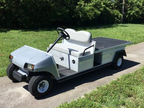 2000 Club Car Carryall 6 golf Cart [long bed] for sale