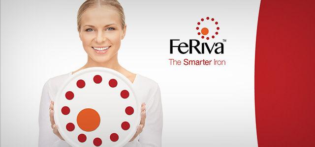advertising banner for feriva