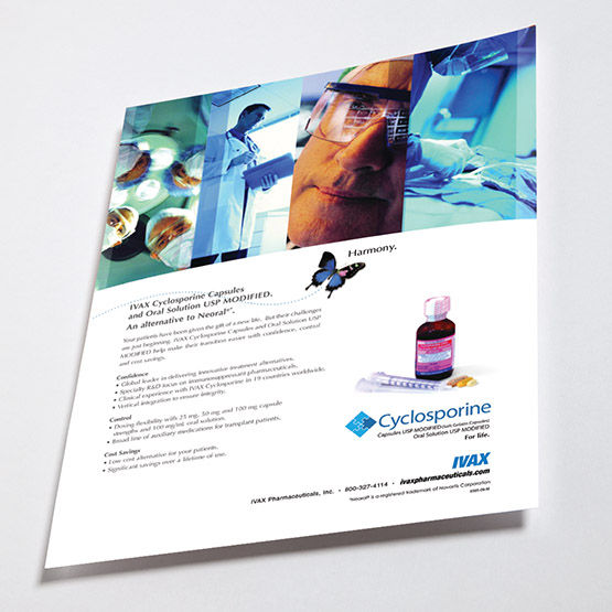 ivax pharmaceuticals product information white paper