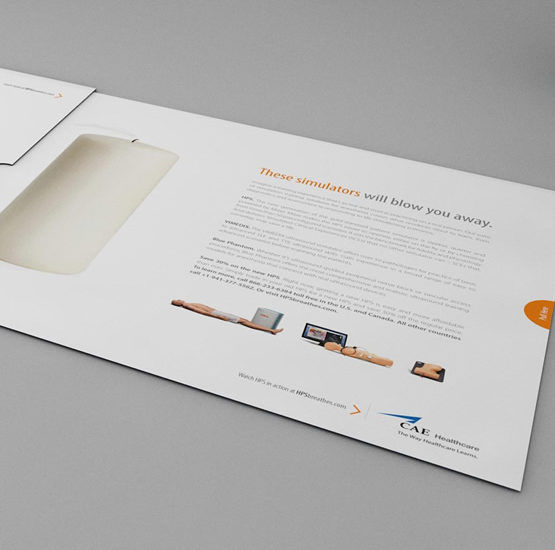 cae healthcare product information materials