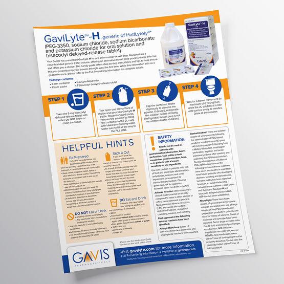 gavilyte product information white paper