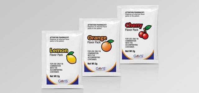 gavilyte flavor packs