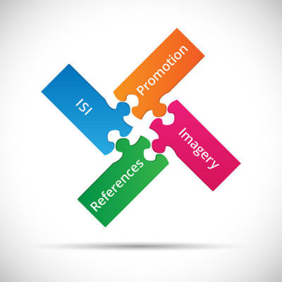 Pharmaceutical social media puzzle ISI Promotion