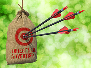 Arrows hitting target labeled