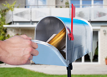Direct Mail in HCP Inbox
