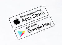 Get it on Google Play and Download in the App Store Buttons