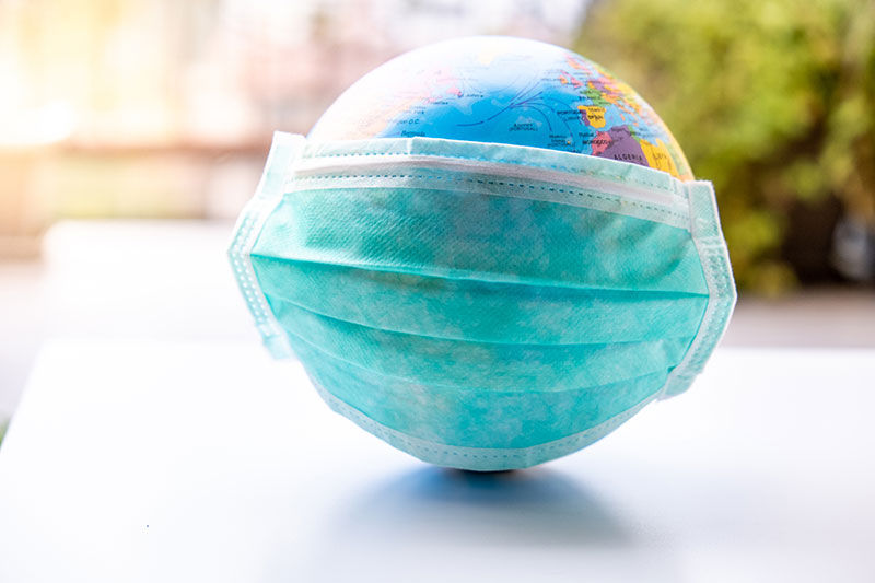 Globe-WIth-Mask-On