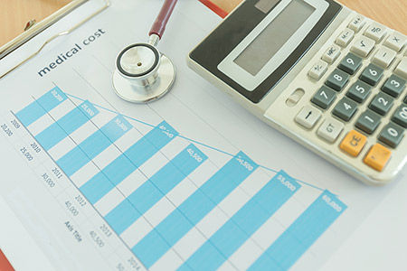 Formulary decision maker cost chart & calculator