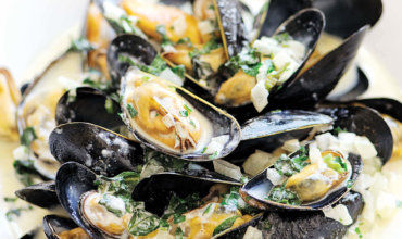 use some mussel to boost profits and reputation