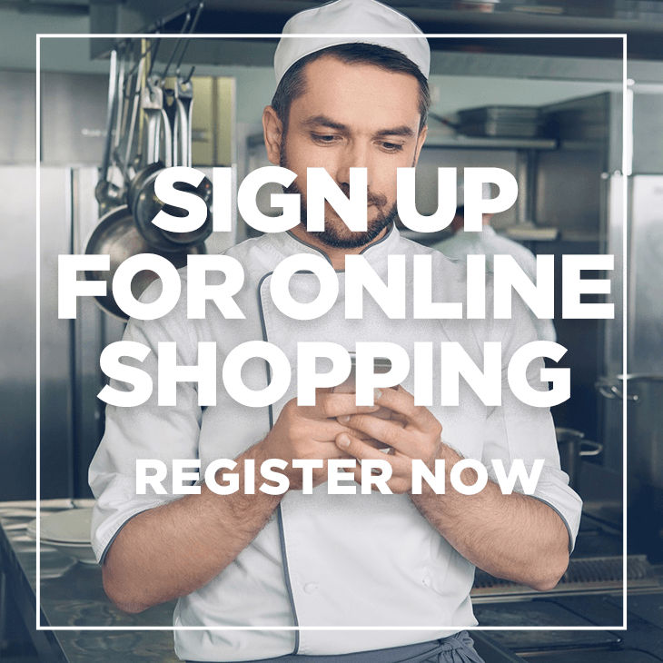 sign up for online shopping