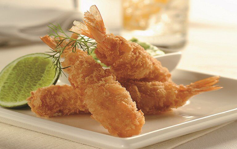 Pacific West Breaded Panko Prawns