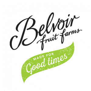 Belvoir Fruit Farms food service logo