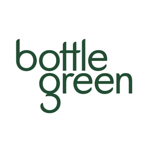 Bottle Green food service logo