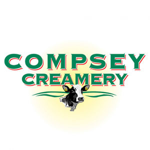 Compsey Creamery food service logo