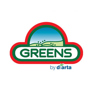 Green by D'Arta food service logo