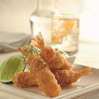 Pacific West Panko Prawns